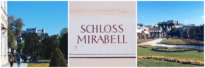 Ein perfekter Tag in Salzburg Schloss Mirabell