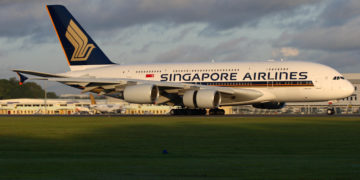 Singapore Airlines Business Class Partner sale