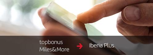 Iberia Status Match