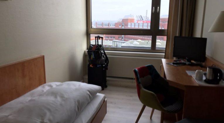 Hotel Astor Kiel Zimmer