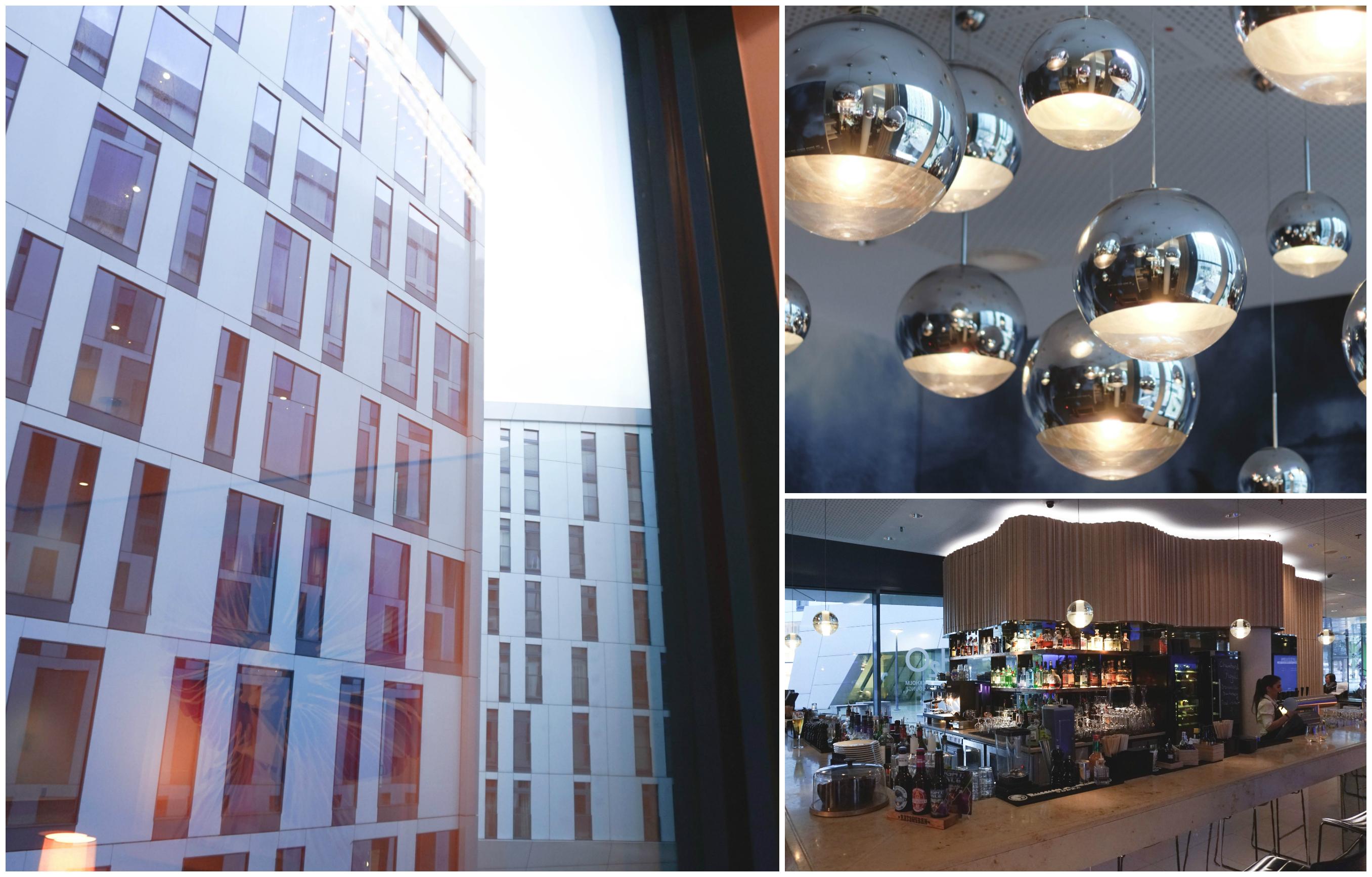 Scandic Hamburg Emporio Lobby