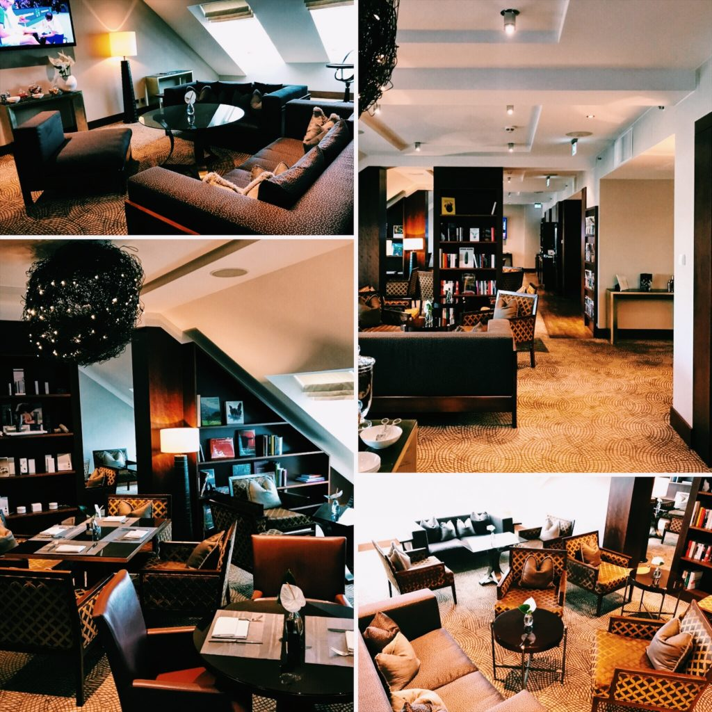 The Ritz-Carlton Vienna Club Lounge