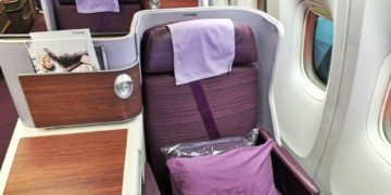 Thai Airways Business Class Sale
