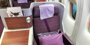 Thai Airways Business Class Sale