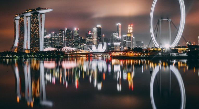 LOT Business Class nach Singapur