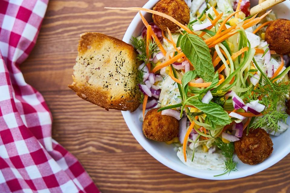 angesagte vegane Restaurants