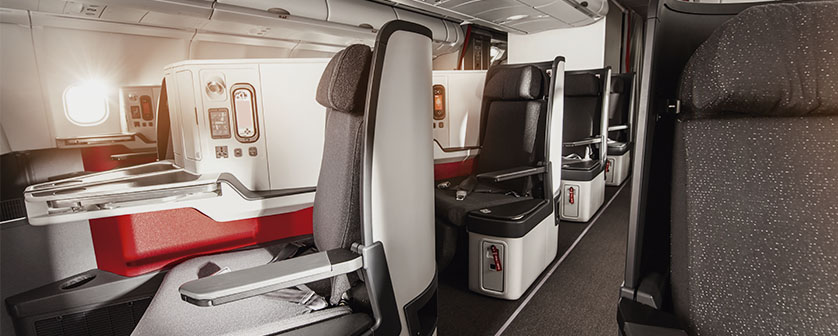 Günstig Business Class nach Peru fliegen