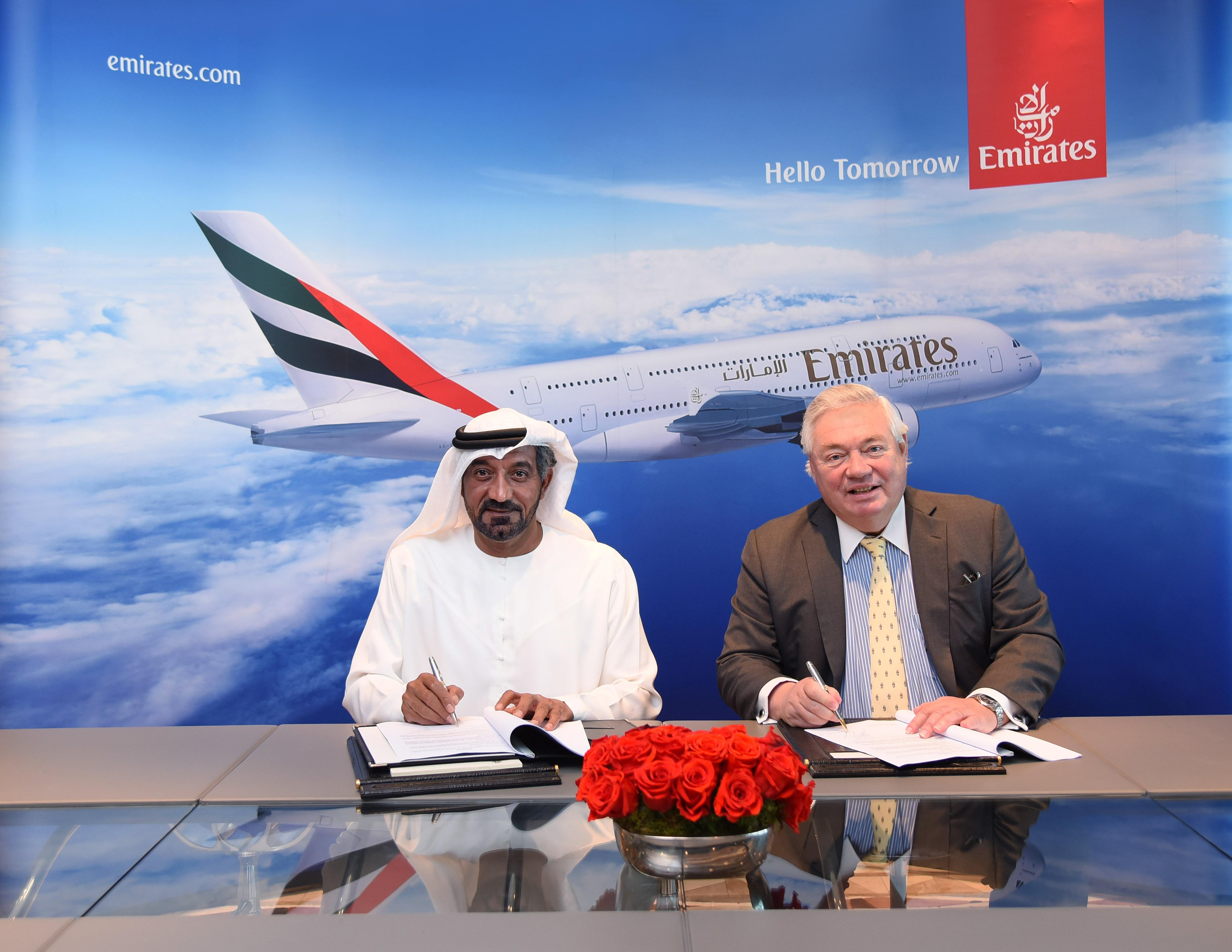 Emirates rettet Airbus A380 Produktion