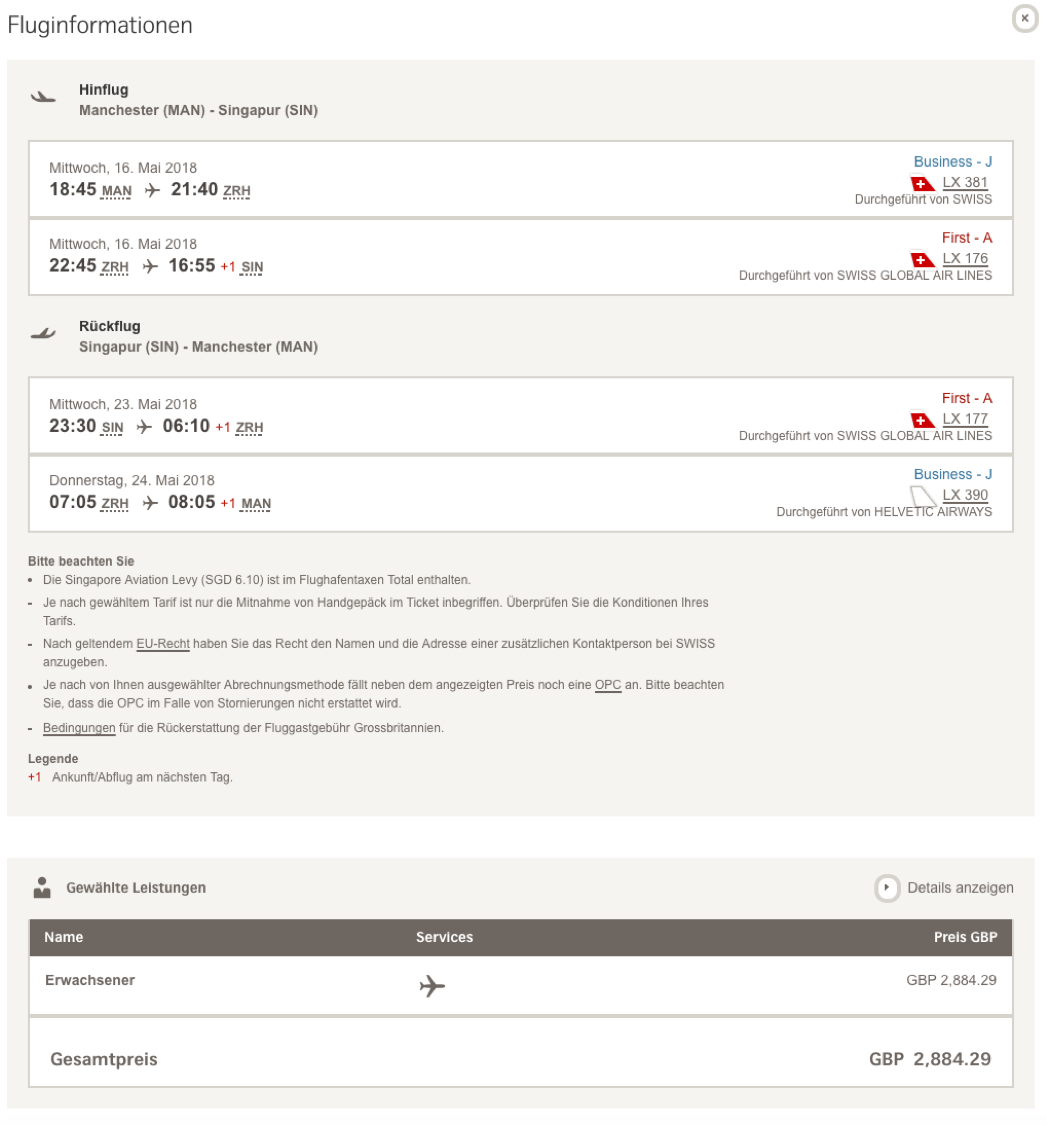 Wege zum Lufthansa Senator Status