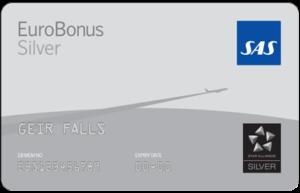 SAS EuroBonus Silver