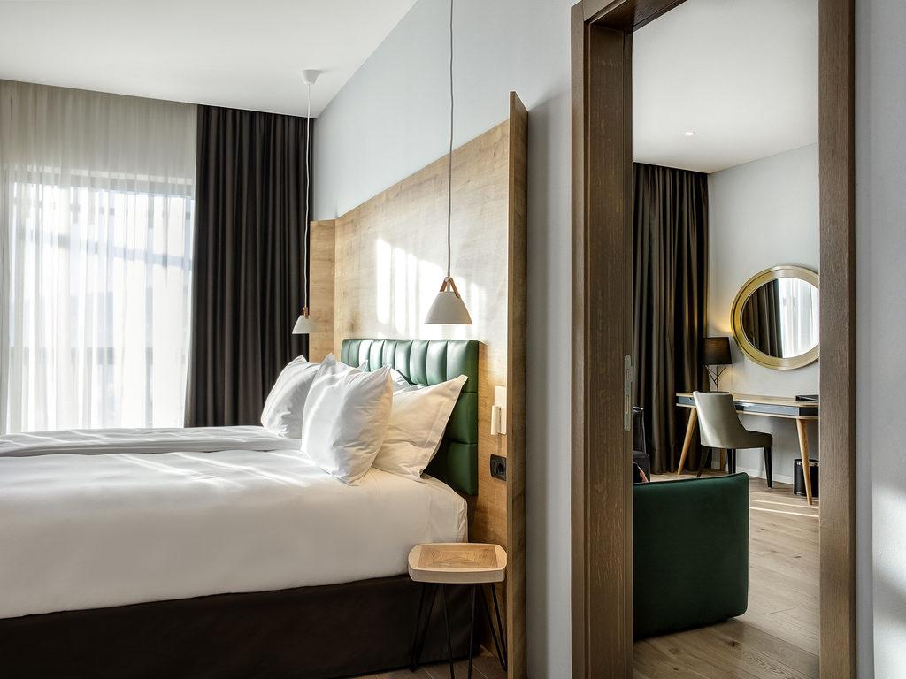 MGallery Hoteleröffnungen Tarčin Forest Resort & Spa