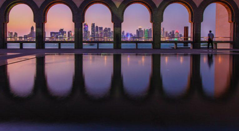 Kostenfreie Stopover Doha