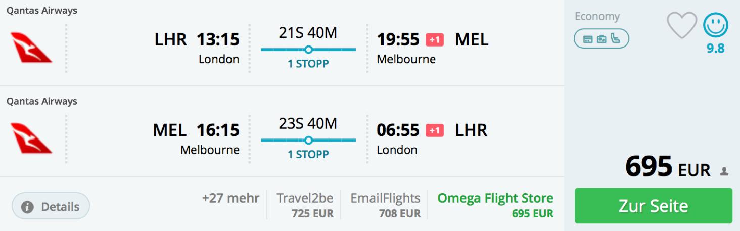 InsideDeals nach Melbourne