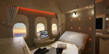 Neue Emirates First Class