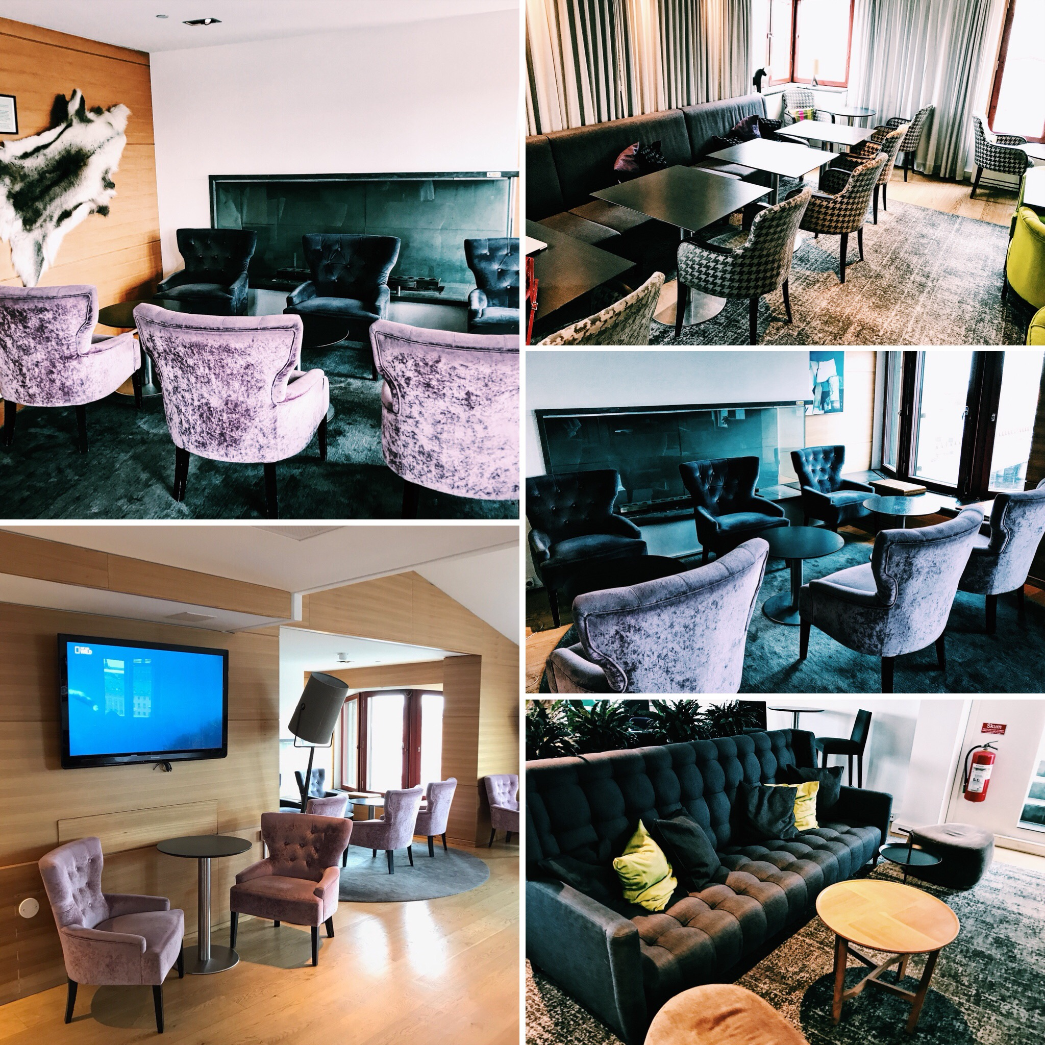Hilton Stockholm Slussen Executive Lounge