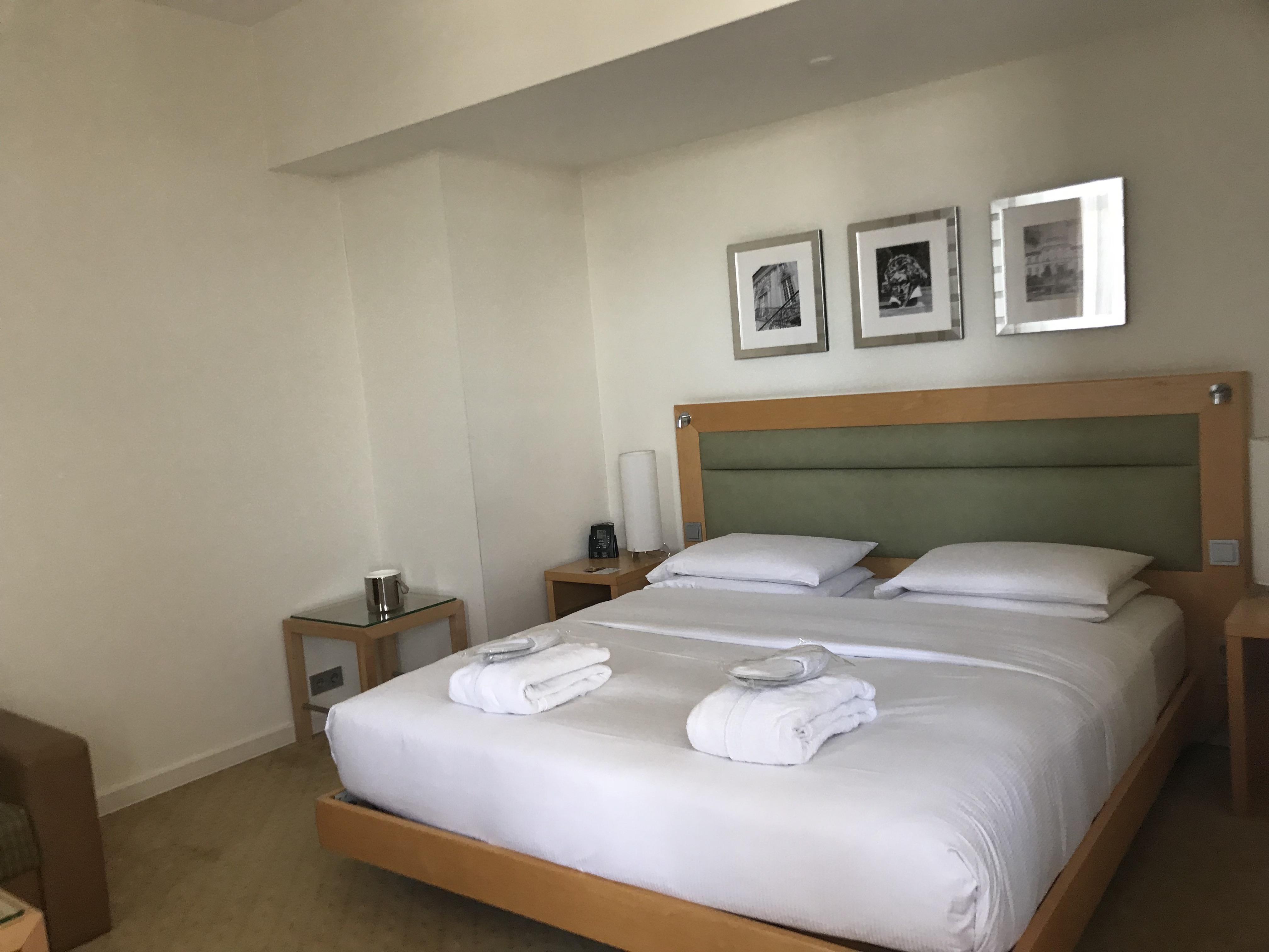 Hilton Bonn Junior Suite