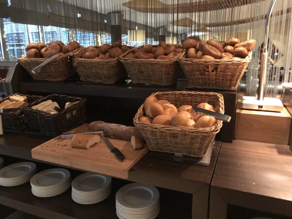 Hilton Bonn Frühstück