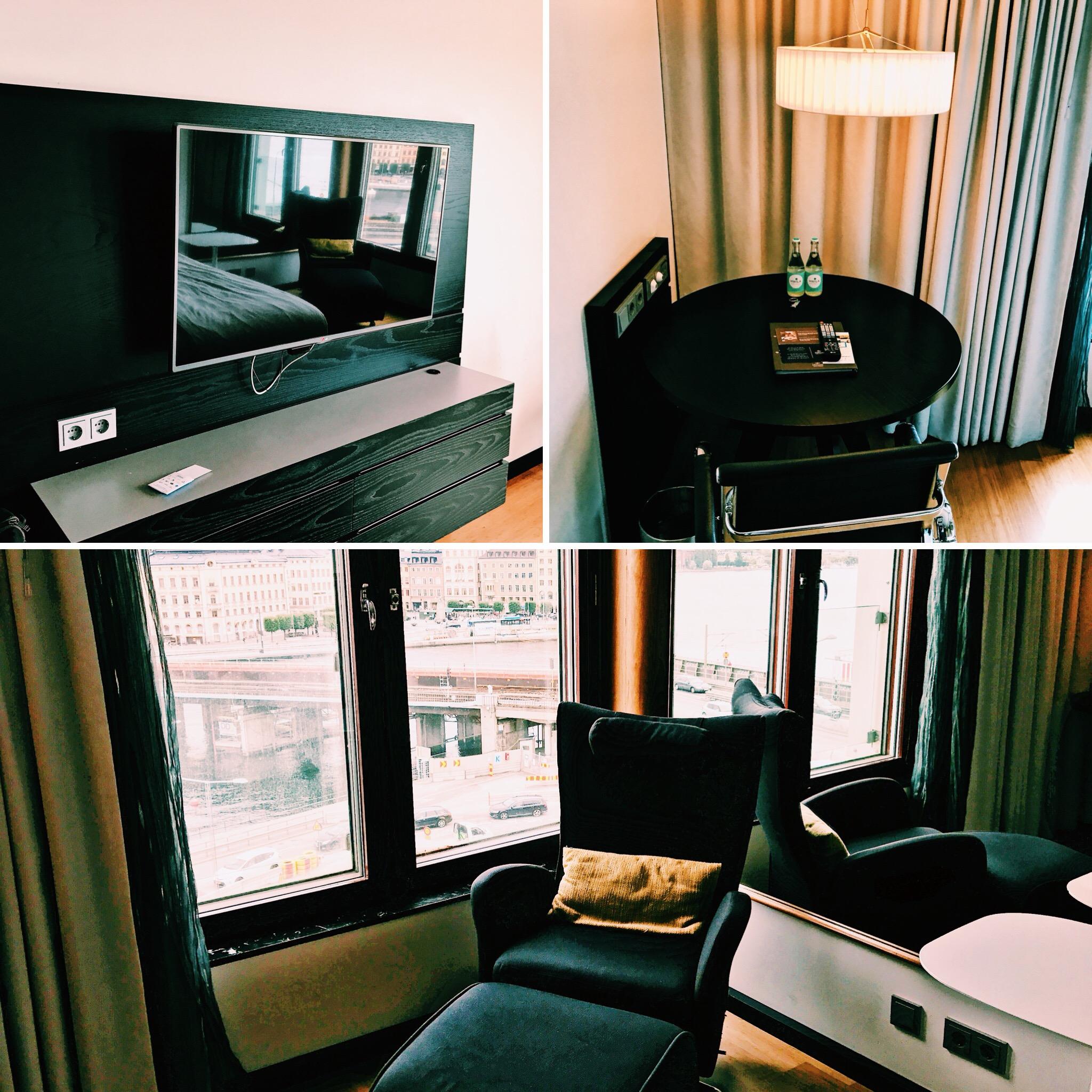 Hilton Stockholm Slussen Executive Zimmer