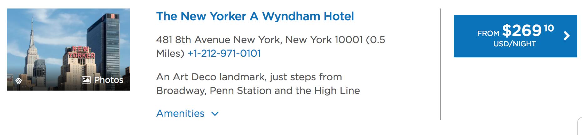 Kostenlose Hotelübernachtung erhalten