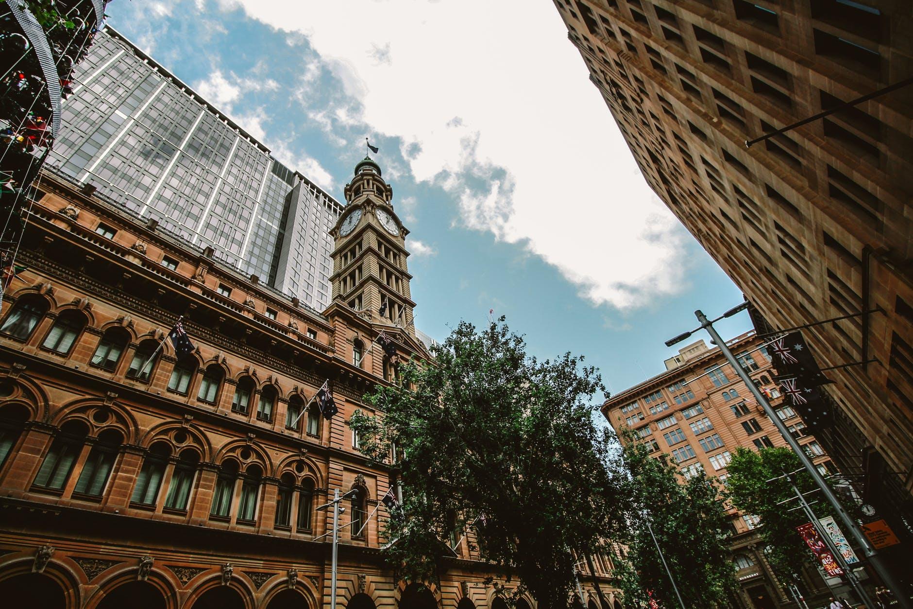Kostenlose Stadtführungen in Sydney