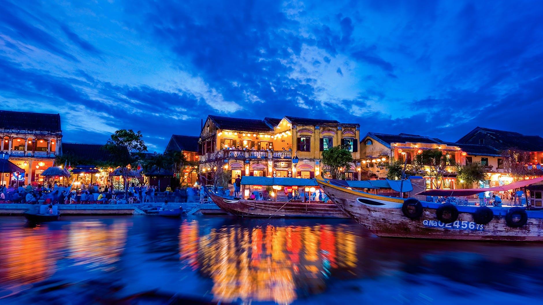 Kostenlose Stadtführungen in Hoi An