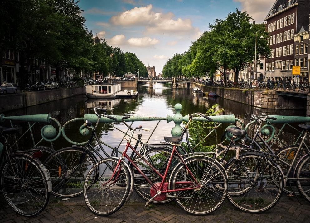 Kostenlose Stadtführungen in Amsterdam