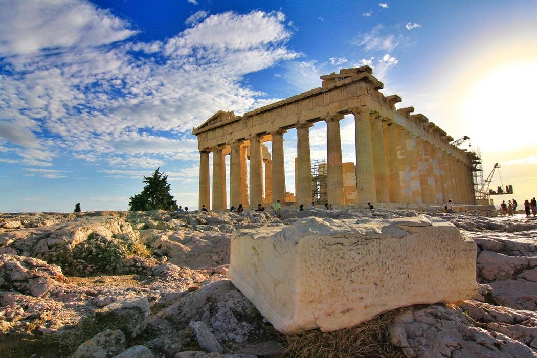 Kostenlose Stadtführungen in Athen