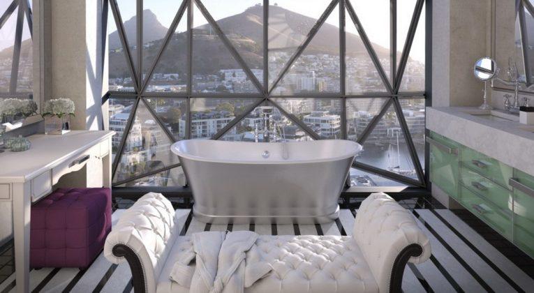 10 außergewöhnliche Hotelbadezimmer weltweit
