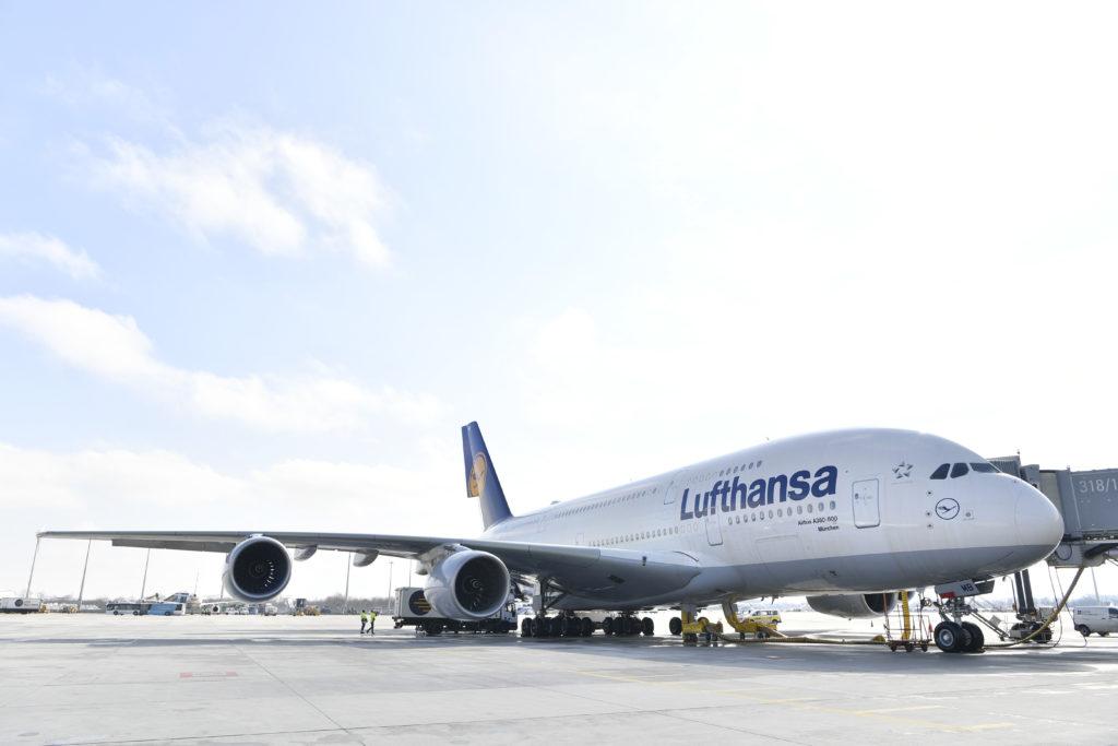 Lufthansa Flugplan Heute