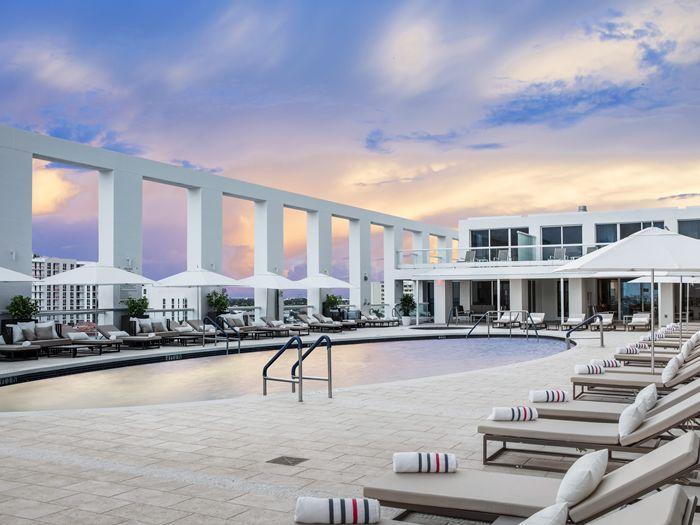 Kostenfreie Übernachtung bei Conrad Hotels