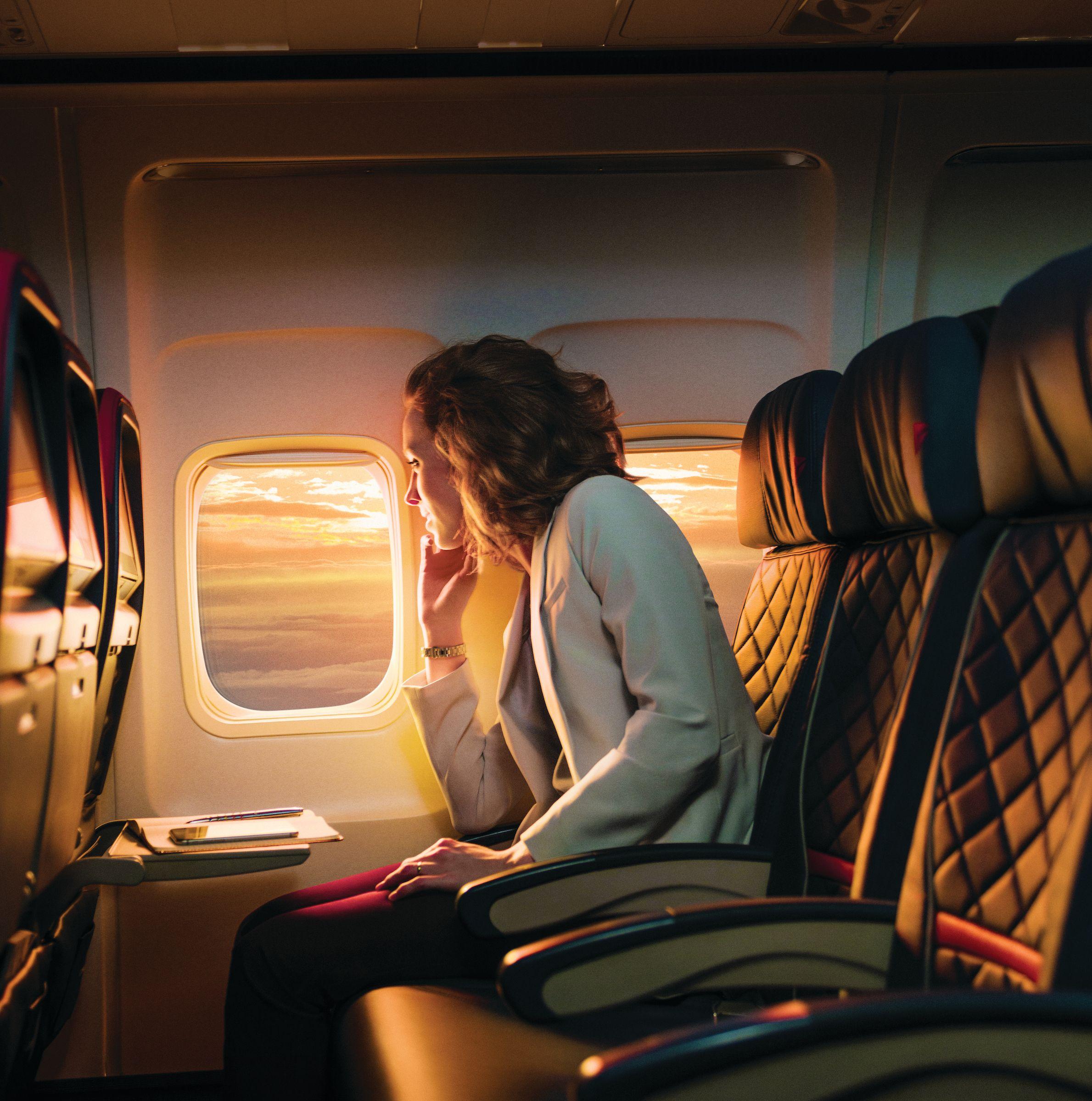 Mehr Komfort an Bord bei Delta