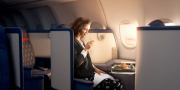 Mehr Komfort an Bord bei Delta Airlines