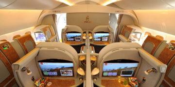 Emirates First Class günstig fliegen