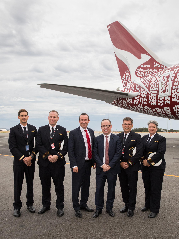 Direktflüge von London nach Australien