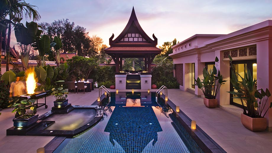Accor 3 for 2 Promotion im Banyan Tree Phuket