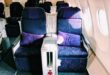 Air China Business Class A330 Sitz