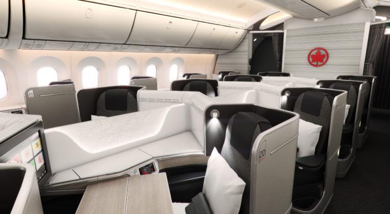 Air Canada Signature Business Class