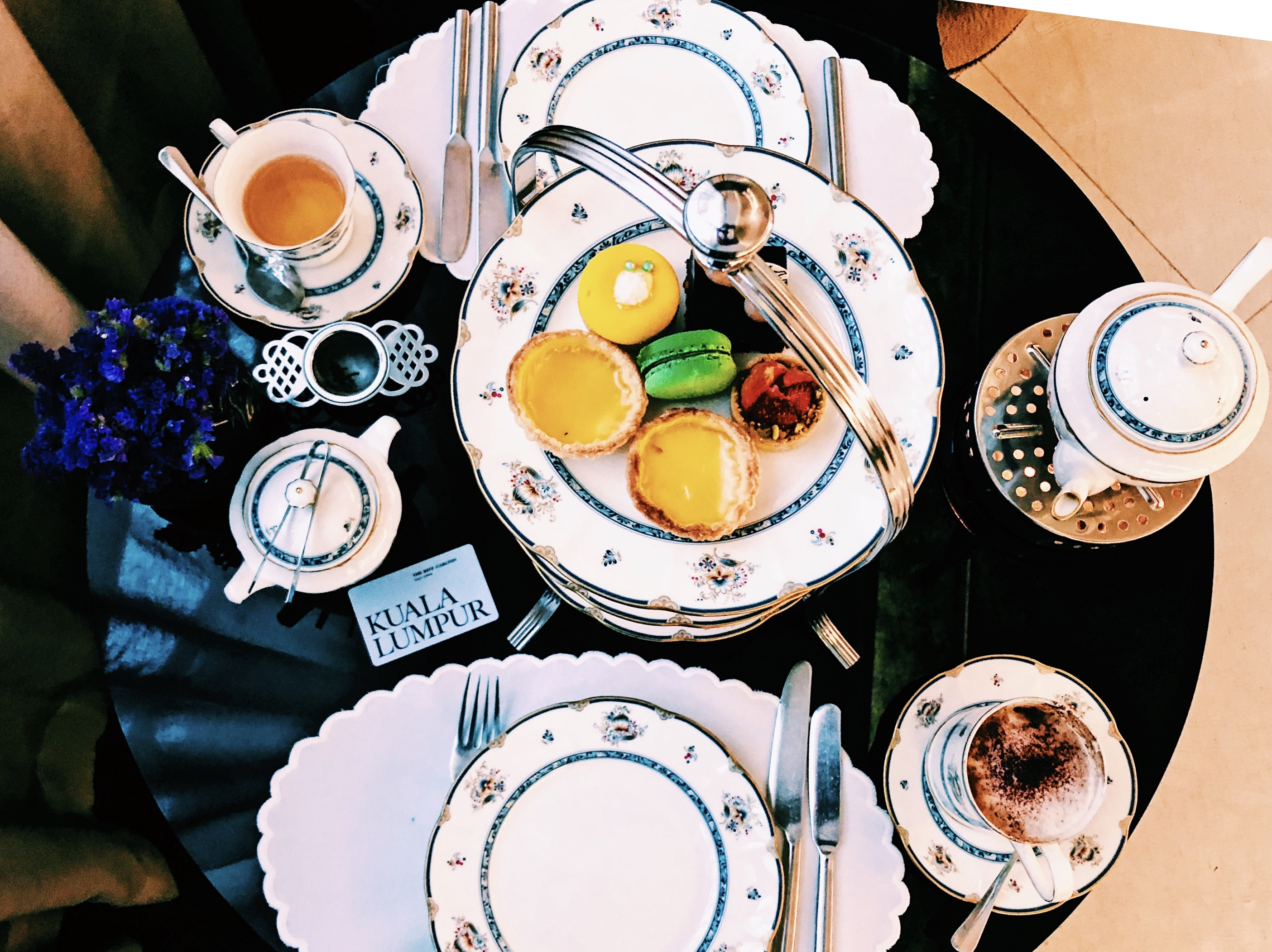 The Ritz-Carlton Kuala Lumpur Afternoon Tea