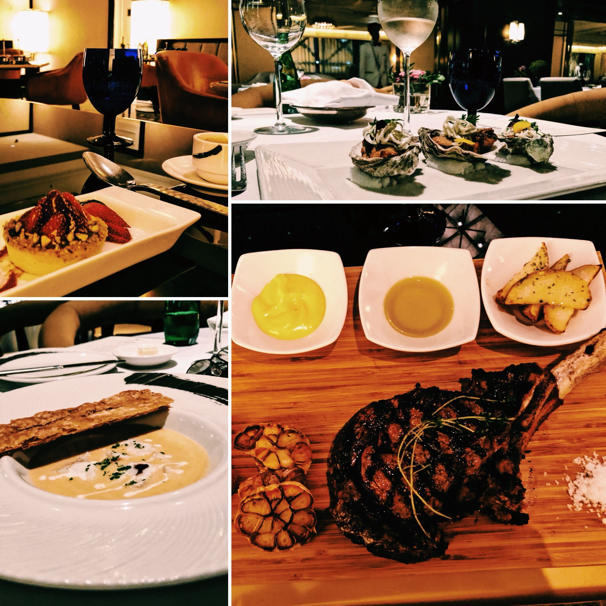 The Ritz-Carlton Kuala Lumpur Dinner