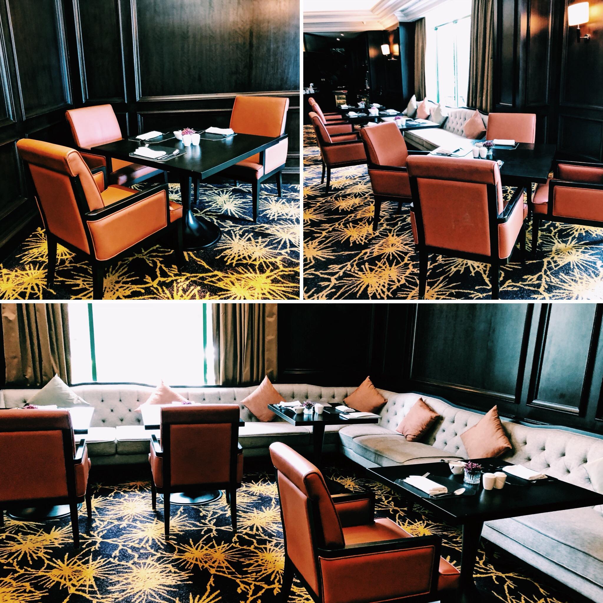 The Ritz-Carlton Kuala Lumpur Executive Lounge