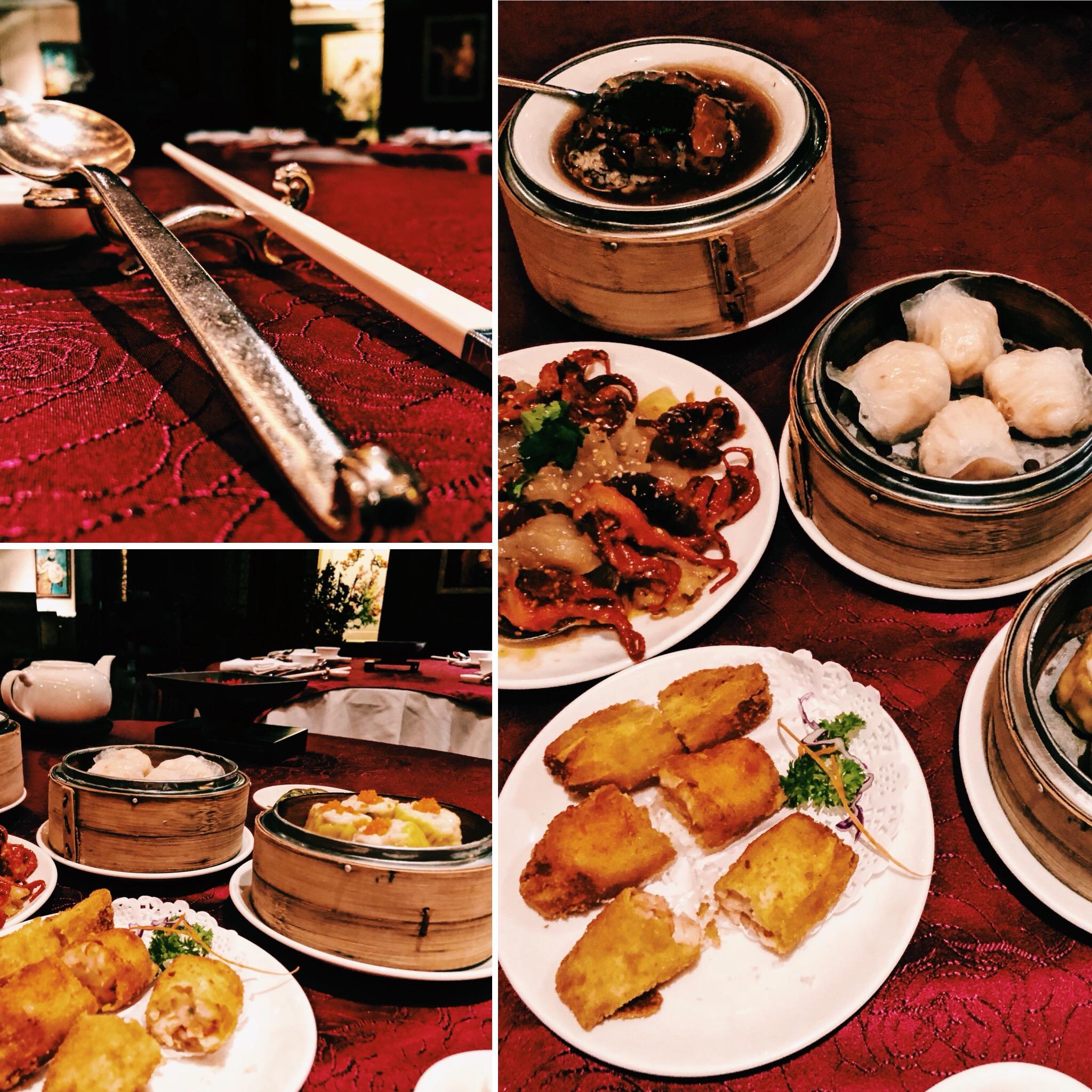 The Ritz-Carlton Kuala Lumpur Li Yen Lunch