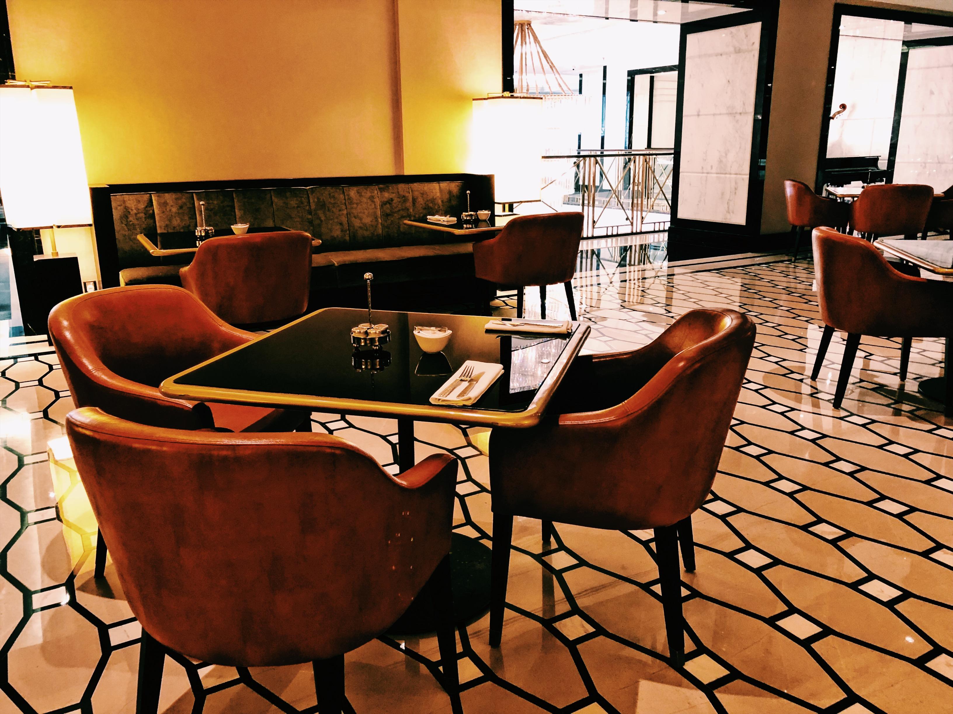 The Ritz-Carlton Kuala Lumpur Patisserie