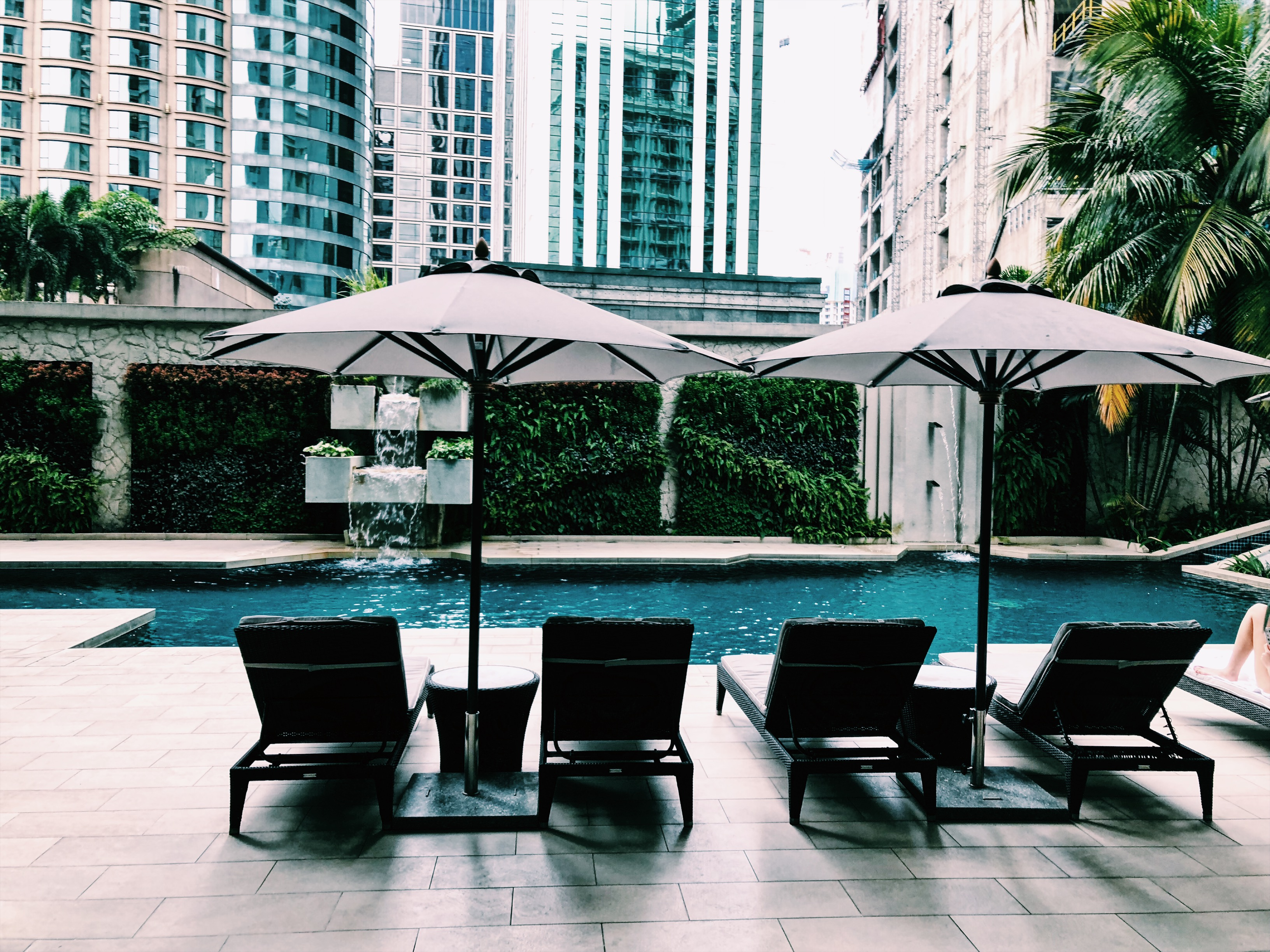 The Ritz-Carlton Kuala Lumpur Pool