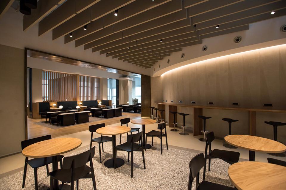 Neues British Airways Lounge-Design