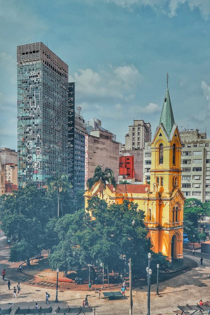 Flüge Sao Paulo
