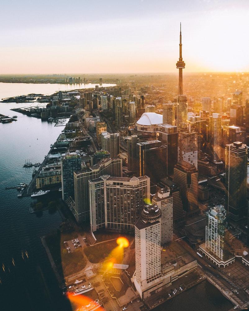 Günstige Business Class Flüge nach Kanada