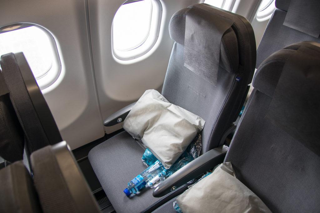 SAS Economy Class Airbus A330
