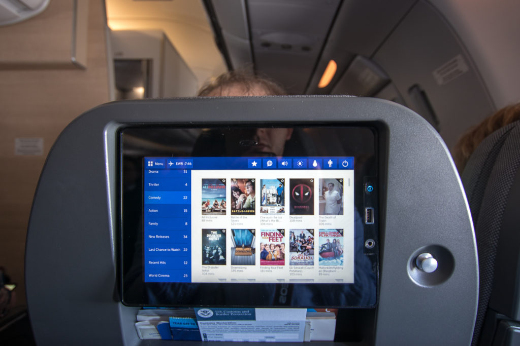 SAS Inflight Entertainment