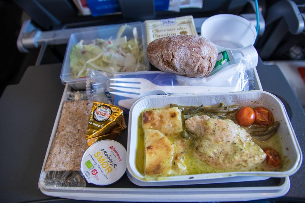 Mittagessen bei SAS