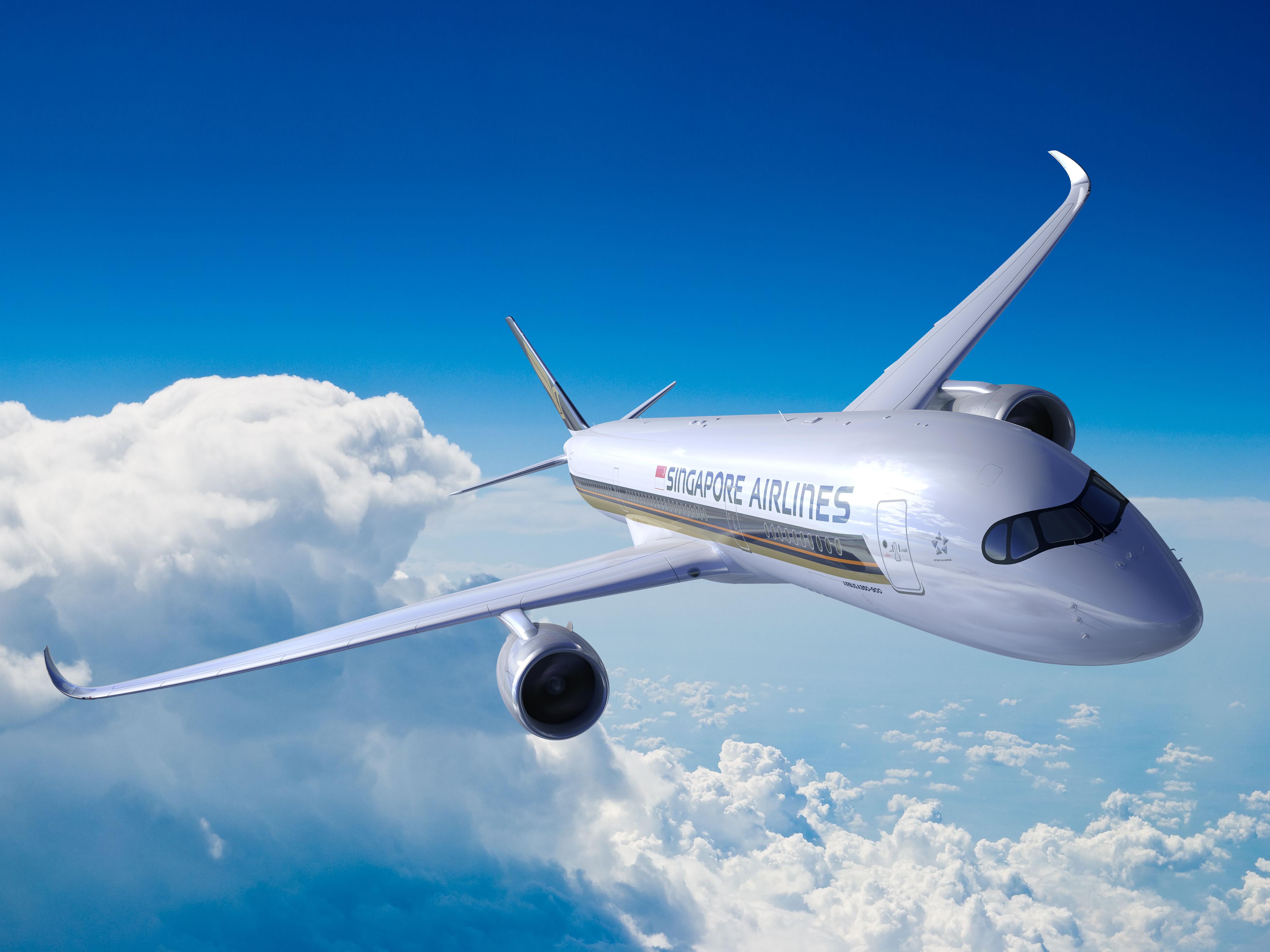 Singapore Airlines nimmt längsten Flug der Welt auf
